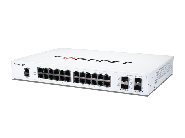 Switch Fortinet FS-124F